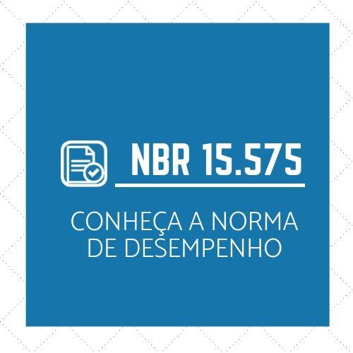 Caracterização de condições de exposição e riscos previsíveis do terreno e do empreendimento (NBR 15575)